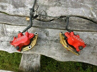 Honda Cbr400 Nc23 Front Brake calipers