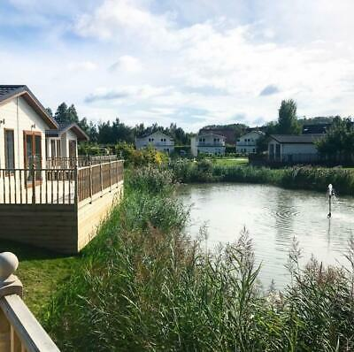 Lodge / Lodges For Sale In Cambridgeshire Near Norfolk Relaxing Quiet 5* Park