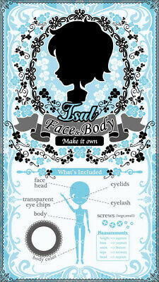 Isul MIO Make It Own doll Kit for customization in US