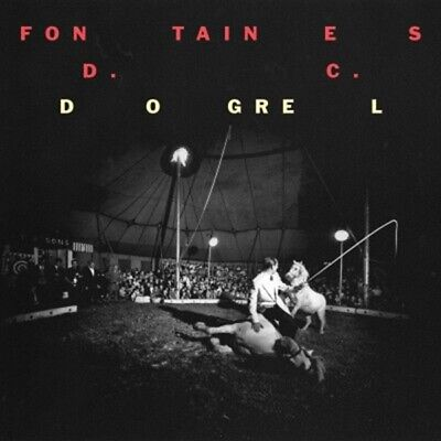 Dogrel CD Fontaines D.C.