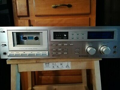 Pioneer CT-F755 Stereo Cassette Tape Deck great condition!