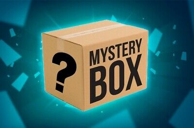 Mysteries Box. Collectibles, Sports Cards, Autographs, Hot Wheels, Magazines.