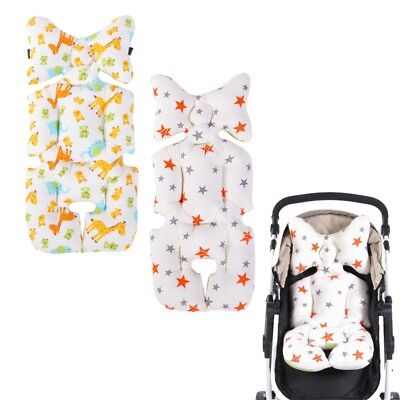 New Baby Stroller Cushion Pram Car Seat Pad Cotton Padding Infant Pushchair Mat