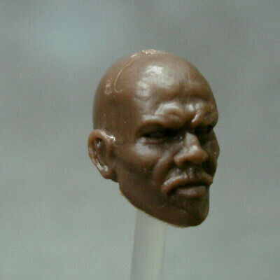 """MH047 Custom Cast Sculpt part Male head cast for use with 3.75/"""" action figures"""