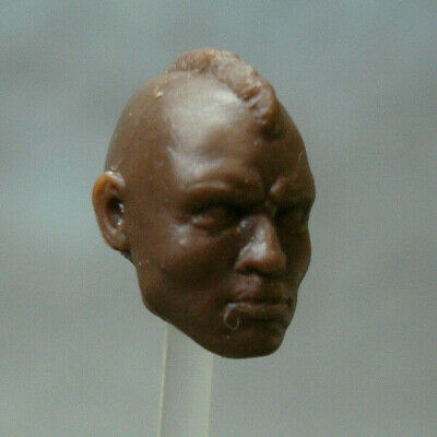 """MH447 Custom Cast Sculpt Male Elf head cast for use with 3.75/"""" action figures"""