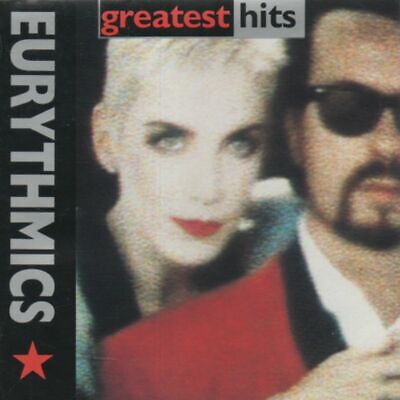 EURYTHMICS CD Disctronics RCA Australia 1991 GREATEST HITS 18 trax ANNIE LENNOX