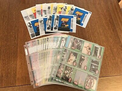 Topp Star Wars 1977 - 3 Complete Sets Plus Topps Wrappers