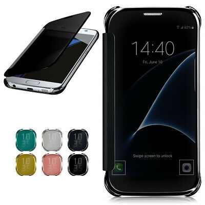 GENUINE SAMSUNG S VIEW FLIP CASE Galaxy S7 sm g930 f