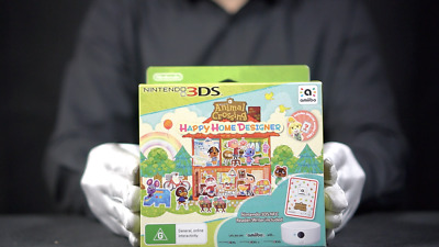 Animal Crossing Happy Home Designer NFC Edition 3DS PAL NEW - 'The Masked Man'