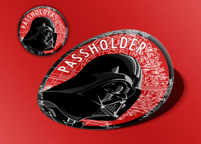 Disney Star Wars Darth Vader High Quality Magnet! May The 4th Be With You Sale!