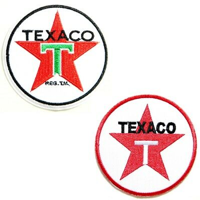 TEXACO LOGO HAT Cap Vintage Patch Style Fill Station Gas