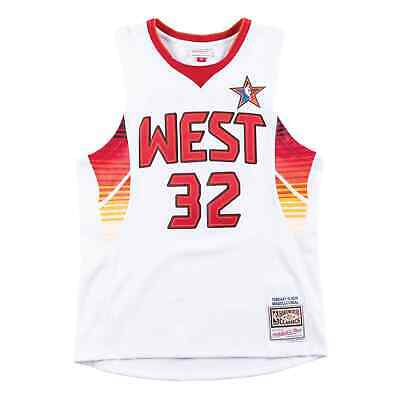 Mitchell & Ness Hwc Swingmanjersey All-Star Ouest 2009 Shaquille O'Neal #32 NBA
