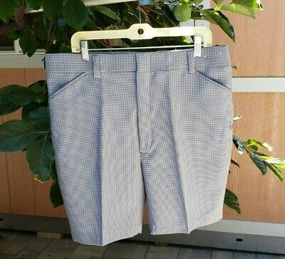 Vintage 70S Sears Mod Shorts Men Size 36