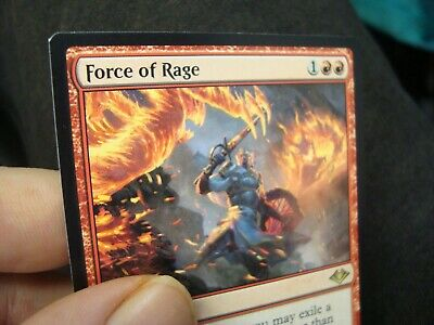 Force of Rage x4 Modern Horizons Free Shipping Canada