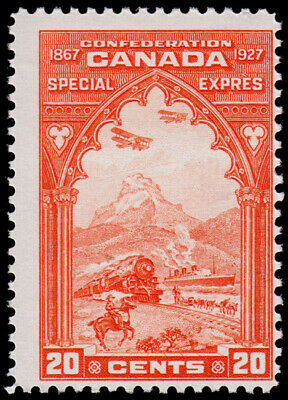Canada Scott E3 (1927) Mint NH F-VF, CV $70.00 C