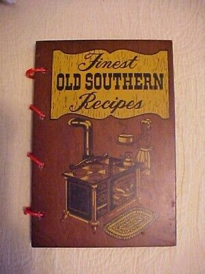 SOUTHERN COOK BOOK 322 Old Dixie Recipes 1939 - $10 50