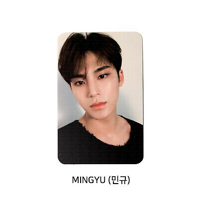 SEVENTEEN : You Made My Dawn Official Photocard - MINGYU (Before Dawn B)
