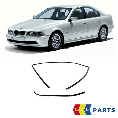Genuine Bmw 5 Series E39 Rear Windshield Moulding Seals Set