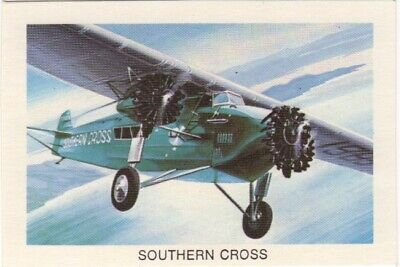 Tip Top Bread - Great Sunblest Air Race Cards.Southern Coss (different)