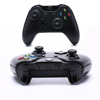 Bluetooth Wireless Games Controller Gamepad Joystick Microsoft Xbox One Black NT