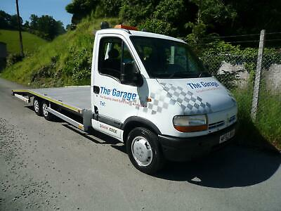 Renault Master recovery truck 3.5t