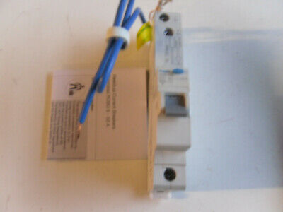 HAGER ADN 120 106363 RCBO 20AMP 30mA Type B20A