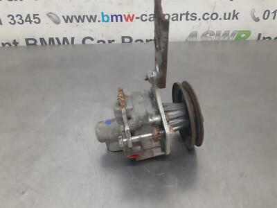 BMW E30 3 SERIES Power Steering Pump 32411141198