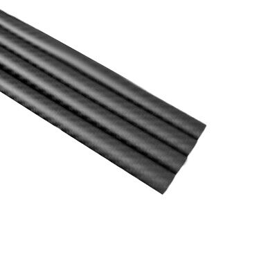 High Quality 3K Carbon Fiber Tube-Glossy 18mm 22mm 30mm X 500mm Roll Wrapped