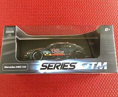 Mercedes Benz AMG C63 Series DTM Car Mobicaro Premium 1:43 scale model NEW