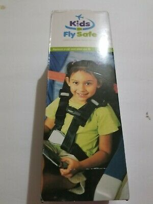 Kids Fly Safe CARES Airplane Harness