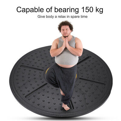 Wobble Balance Board Stability Disc Yoga Training Fitness Exercise Balance Pedal