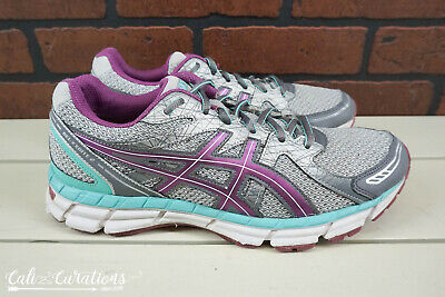 VGC! ASICS GEL EXCITE 2 Womens Size 9 Running Shoes Gray