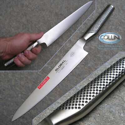 Global - G18 - Fillet Flexible Knife - 24cm coltello pesce