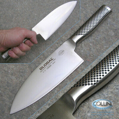 Global - G29 - Meat and Fish Knife - 18cm - kitchen knife