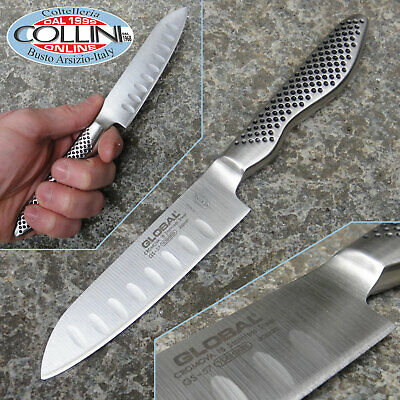 Global - GS57 - Mini Santoku Knife 11cm. - Kitchen knife