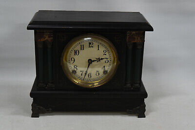 Vintage Mantel Clock by the Sessions Clock Co. - USA