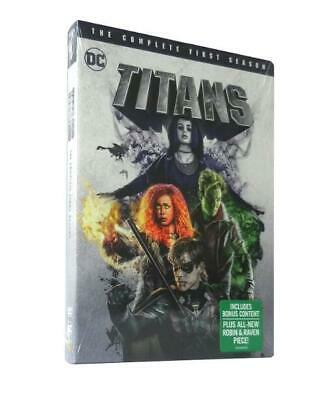 Titans Season 1 (DVD,3-Disc Set) Postage Free