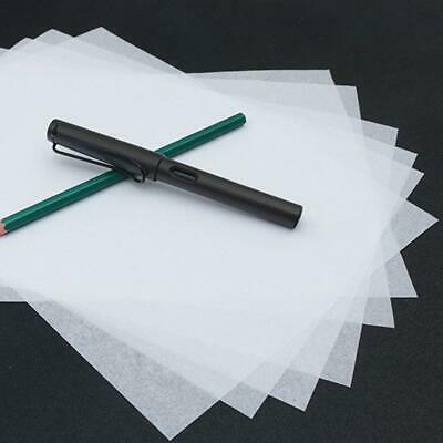 100 Sheets16K Transparent Tracing Paper Writing Calligraphy Copying Paper Tools
