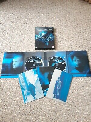 Unbreakable (2 Disc Collector's Edition) DVD