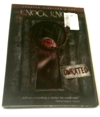 Knock Knock DVD with Slipcover