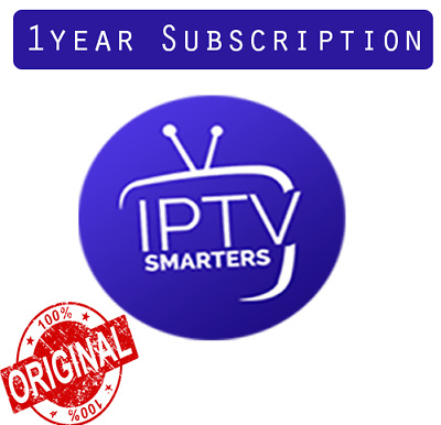 ONE YEAR IPTV Subscription ,Arab,India,Usa,Latino,Europe,Vod And