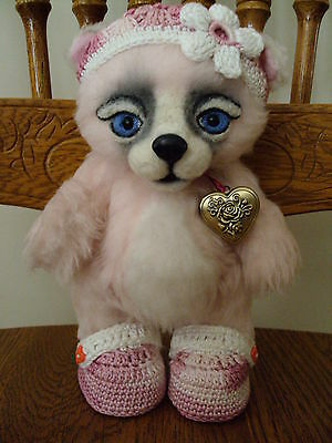 BEAR BY Luckybears ~NEW~ OOAK