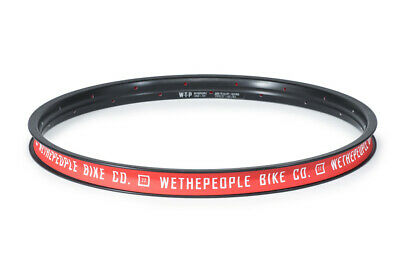 We The People : Logic Rim : Black : 22In