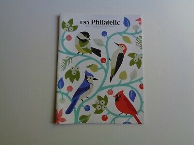 USA PHILATELIC BIRDS Lunar New Year Spring 2019 Volume 24 Stamps Collectors
