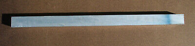"2"" x 2"" x 32-3/4"" aluminum square bar 6061-T6511 new old stock"
