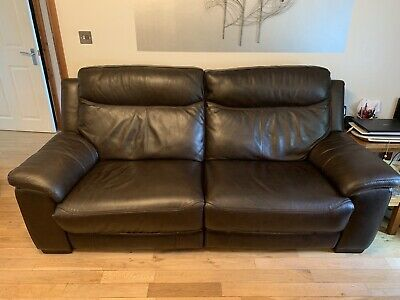 G Plan Washington Leather Recliner Chair Sterling Furniture