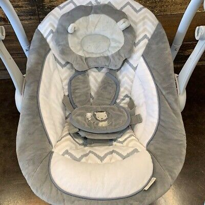 Baby Electric (Automatic) Swing Ingenuity Power Adapt In Braden Rrp$189
