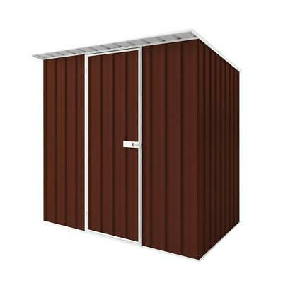 Garden Shed - 2.25m x 1.5m  - Heritage Red - CLEARANCE