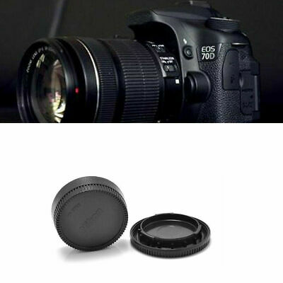 NEW For Nikon AF AF-S Lens DSLR SLR Camera Front +Rear Cap Body Lens Cap Cover