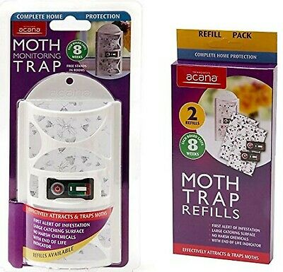 Acana Moth Monitoring Trap with Trap Refills